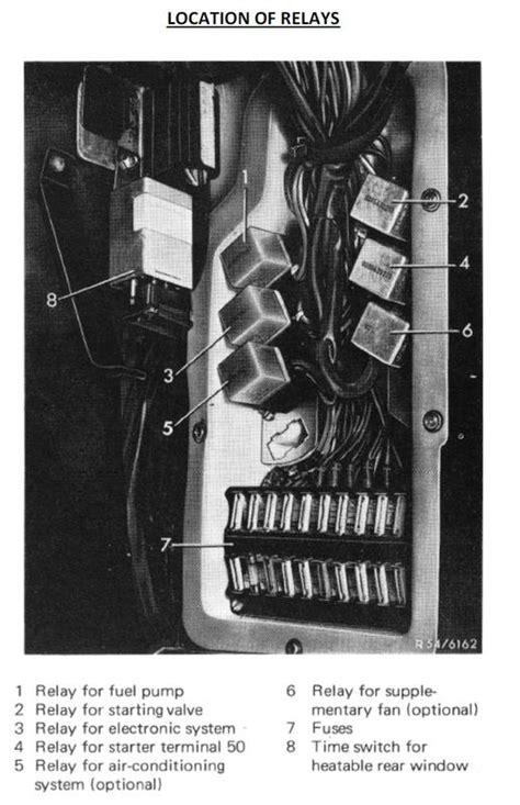 1973 450sl Fuel Pump Issue - Mercedes-Benz Forum