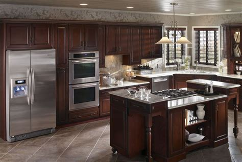 Built In Kitchen Island The Most Popular Island Oven Arrangements For The Kitchen Ideas Center Island With Stove