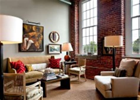 red and cream living room 10 one brick at a time 100 brick wall living rooms that inspire your design