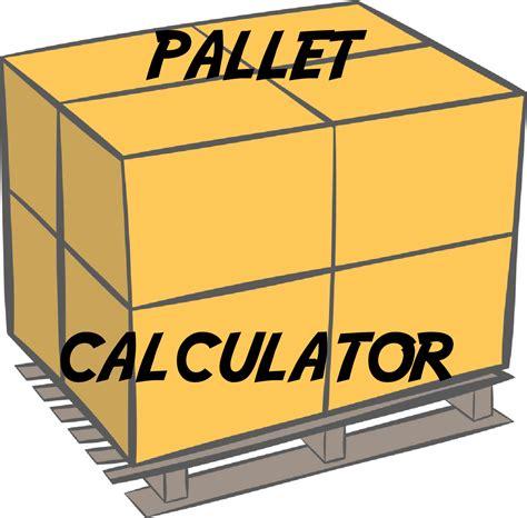 pallet calculator packair airfreight