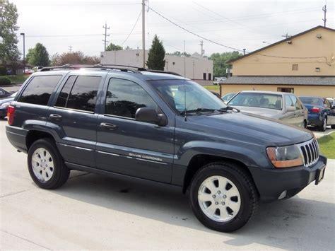 2001 Jeep Laredo 2001 Jeep Grand Laredo For Sale In Cincinnati Oh