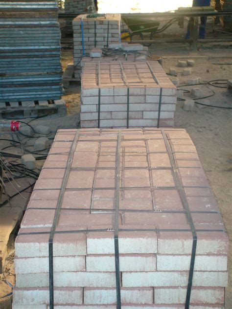 Interlock Pavers Manufacturers Professional Relationship Spanning Three Decades Is