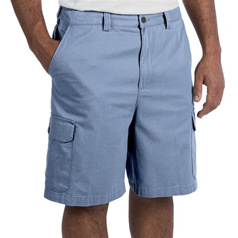 comfortable shorts for men geoffrey beene extender cargo shorts comfort waistband
