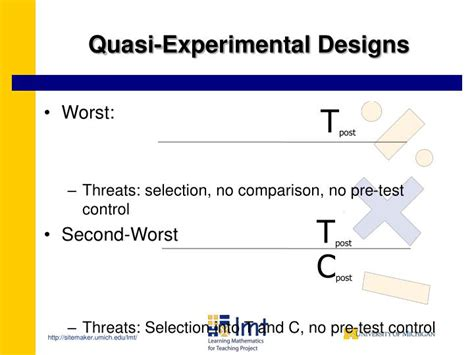 quasi experimental design natural experiment ppt measuring effectiveness in mathematics education for