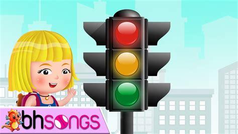 twinkle twinkle traffic light twinkle traffic light nursery rhymes for babies