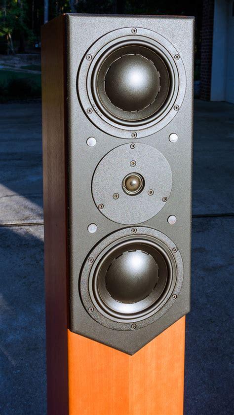 Paragon Acoustics Bookself Speaker paragon acoustics radiant 1 pair uses dynaudio drivers audio asylum trader