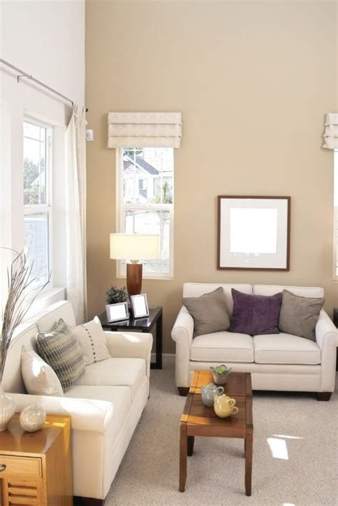 simple tips  decorate  small living room