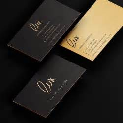 businesses cards 1000 ideas about foil business cards on
