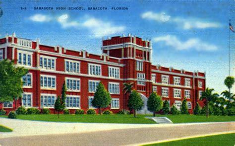 Sarasota Florida Court Records Florida Memory Sarasota High School Sarasota Florida