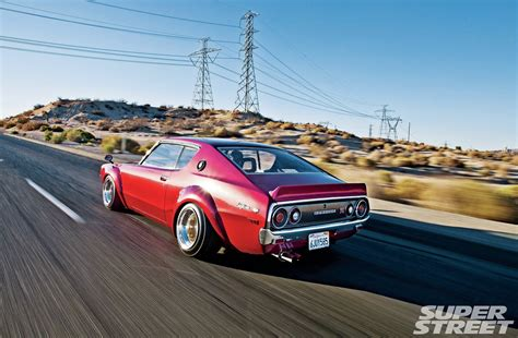 widebody cars wallpaper 1973 nissan skyline 2000 gt x widebody cars wallpaper