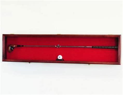 display cases golf club golf memorabilia displays