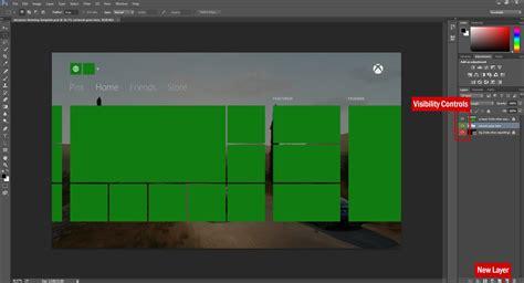 Xbox 360 Dashboard Wallpaper