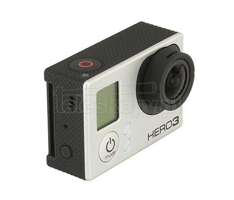 Kamera Gopro Gopro 3 Silver Edition kamera sportowa hd 3 white edition gopro