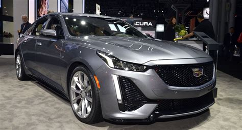2020 Cadillac Sports Car by 2020 Cadillac Ct5 Is A Compact Priced Sports Sedan The