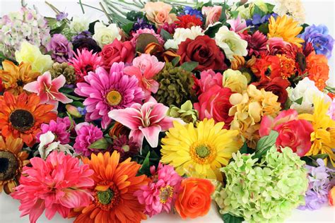 Wholesale Flowers by Silk Flower Stems Are 25 In June Shinoda Design Center