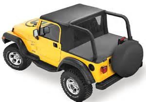 Jeep Tj Truck Top Bestop Jeep Wrangler Halftop Soft Top Autotrucktoys