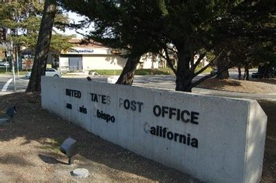 san luis obispo california 93401 post office u s