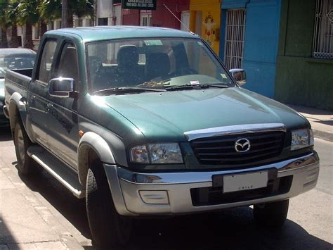 buy car mazda mazda b 2500 turbo 4x4 crew photos reviews news specs