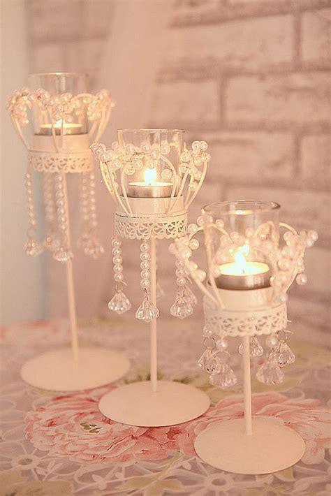 Kerzenhalter Hochzeit by Kaufen Gro 223 Handel Perlen Kerzenhalter Aus China