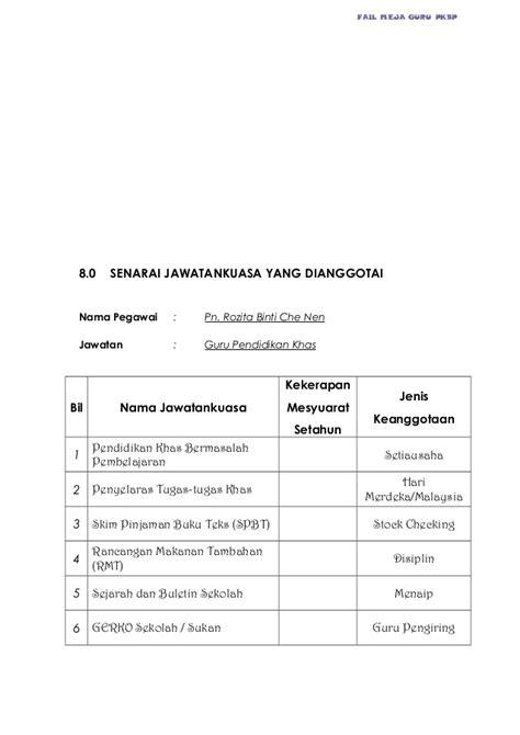 Meja Guru Malaysia fail meja guru pkhas