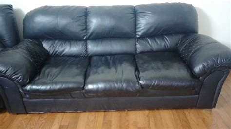 leather sofa panel replacement diy repair your torn faux leather sofa