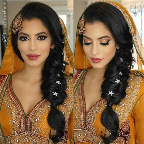 hairstyles for indian princess 25 best ideas about indian hairstyles on pinterest