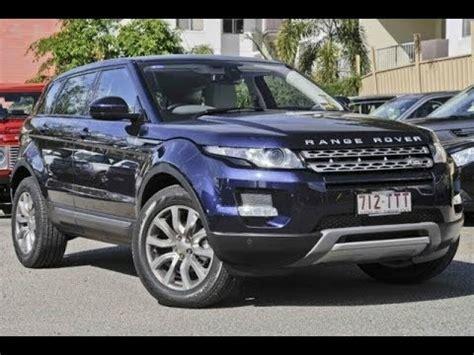 2014/2015 range rover evoque prestige exhaust, start up