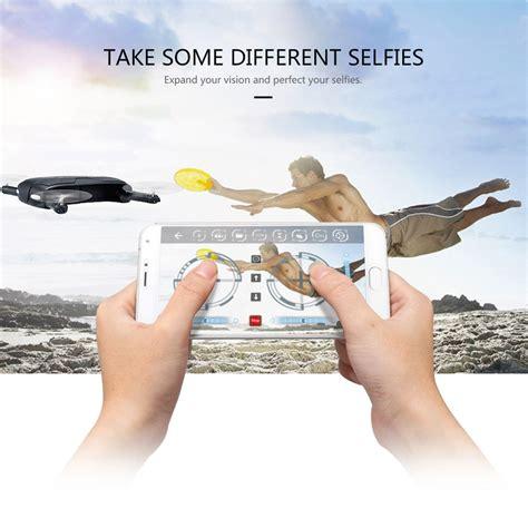 Sale Jjrc H37 Elfie Pocket Drone Rc Quadcopter H37 Elfie Selfie Por jjrc h37 wifi rc selfie drone 0 3mp quadcopter foldable g sensor y5j0 ebay