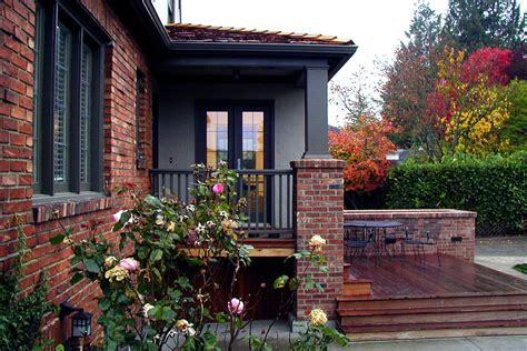 exterior paint colors that go with brick exterior farmhouse with black shutters brick house