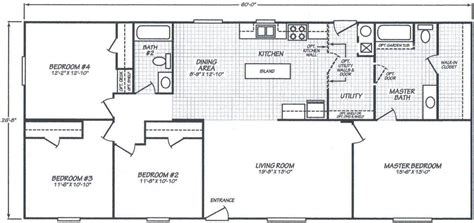 skyline manufactured homes floor plans 1999 skyline mobile home floor plans home review