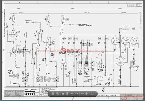 bobcat  wiring diagram  auto electrical