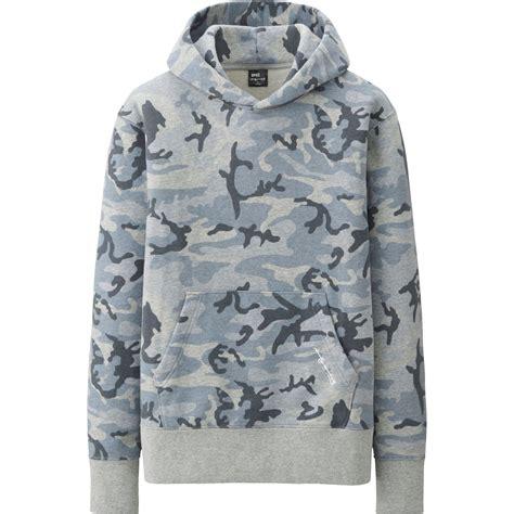 Uniqlo Mens Sweatpants Grey Original uniqlo sprz ny sweat sleeve hoodie andy warhol in gray for lyst