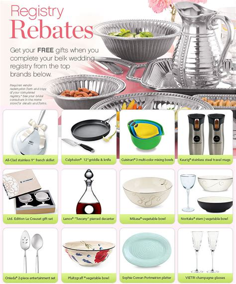 Wedding Registry Tools by Registry Tools Belk Belk