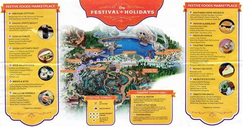 disney california adventure s new festival of holidays is pretty darn touringplans