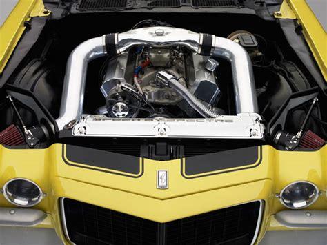 ram air induction  muscle cars motorator