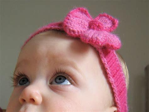 easy knit baby headband knitting patterns galore baby headband