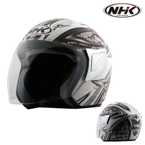 Helm Nhk Athena Solid Helm Nhk Athena Batik Pabrikhelm Jual Helm Nhk