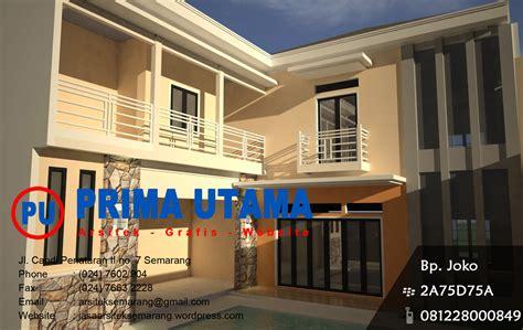 desain jasa rumah jasa desain rumah tropis di pontianak cv prima utama