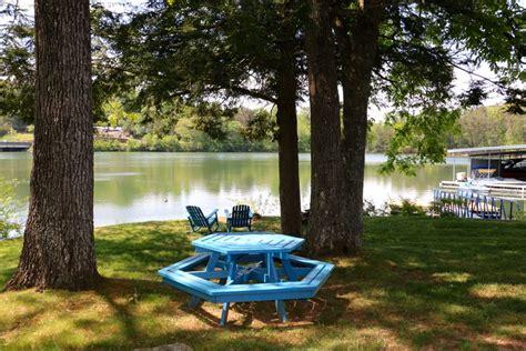 Cottage Point Boat Sales by Mallard Point Cottage Cabin Rental Lodging
