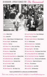 upbeat wedding songs