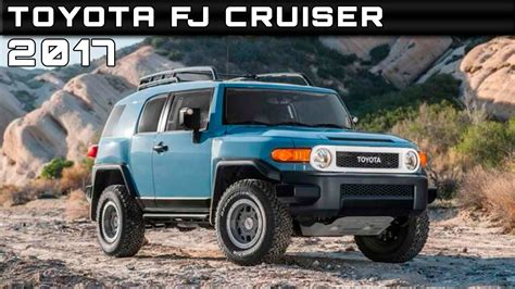 fj cruiser price 2017 toyota fj cruiser review rendered price specs release
