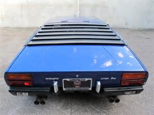 Lamborghini Urraco For Sale Usa by 1976 Lamborghini Urraco Beverly Hills Car Club