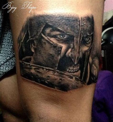 leonidas tattoo 300 king leonidas tattoos