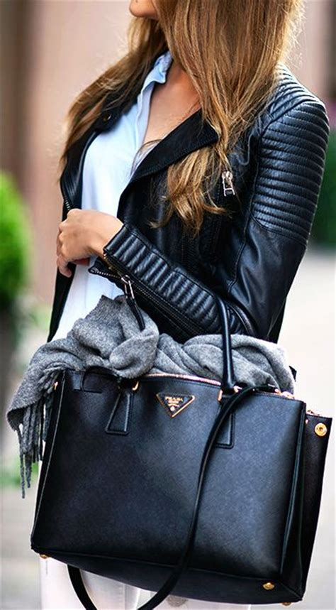 Prada Bag The Of Fashion by Style September 2014 Prada Leather Jackets And