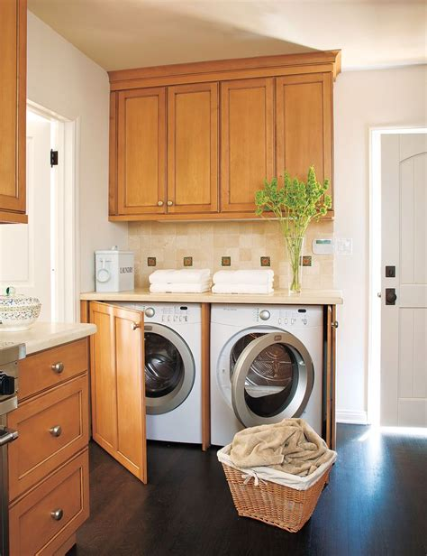 concealed washer and dryer 17 best ideas about concealed laundry on pinterest