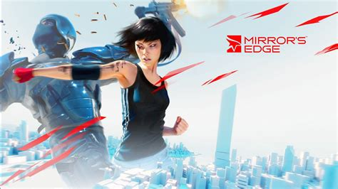wallpaper mirror s edge hd mirrors edge game wallpapers hd wallpapers id 10164