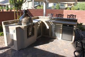 built in kamado grill built in kamado rockets kamado rocket of las vegas