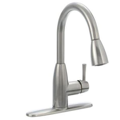 american standard kitchen faucet parts canada fairbury american standard fairbury single handle pull down sprayer