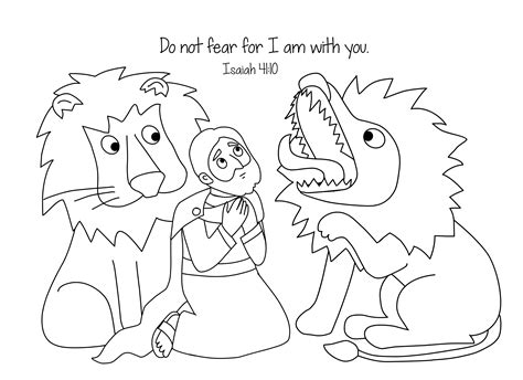 free printable coloring pages of daniel in the lion s den free bible coloring page daniel and the loins