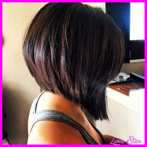 cutes aline hair graduated a line bob haircut hairstyles fashion